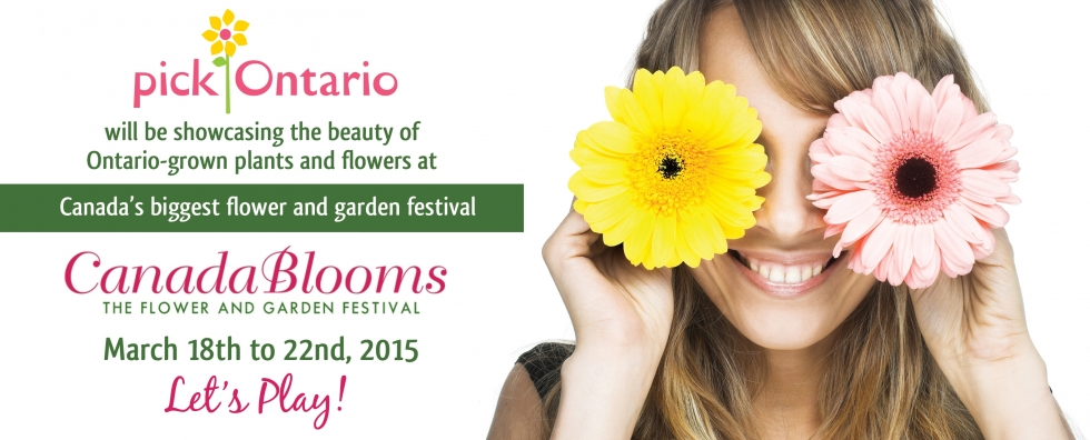 Canada Blooms 2015