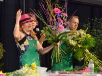 pickOntario 2014 Bouquet Battle at Canada Blooms